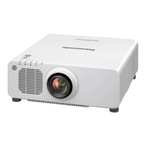 Panasonic PT-RW620WU - DLP projector - 6200 lumens - WXGA (1280 x 800) - 16:10 - HD 720p - LAN