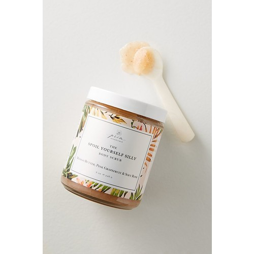 Prim Botanicals The Spoil Yourself Silly Body Scrub