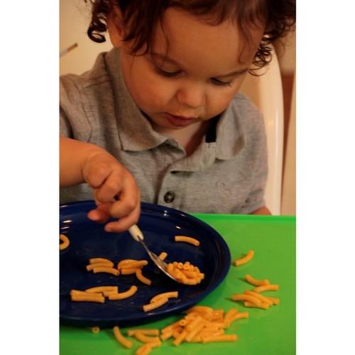 Kranky Pantz Toddler Lock-it-Down Diner, Green