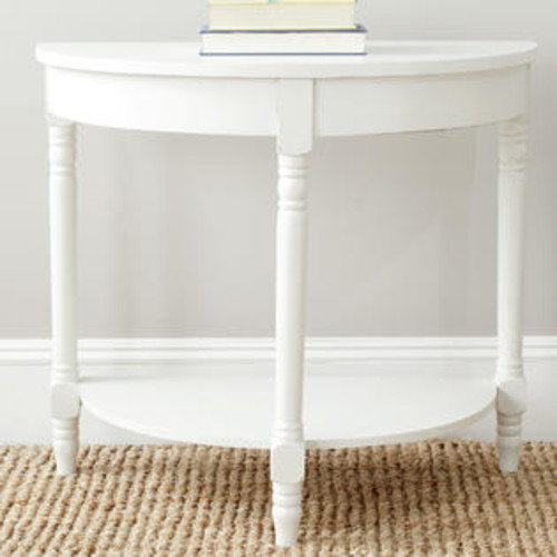 Safavieh Randell Console Table Finish: Off White - AMH6609A