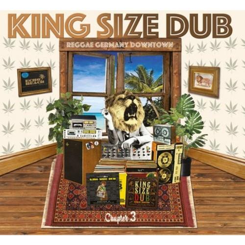 King Size Dub: Reggae Germany Downtown & Various - King Size Dub: Reggae Germany Downtown / Various (CD)