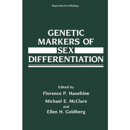 Genetic Markers of Sex Differentiation / Edition 1