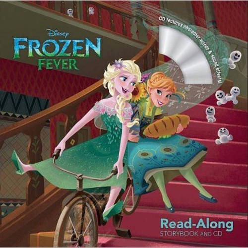 Frozen Fever (Mixed media product) by Storybook Art Team Disney