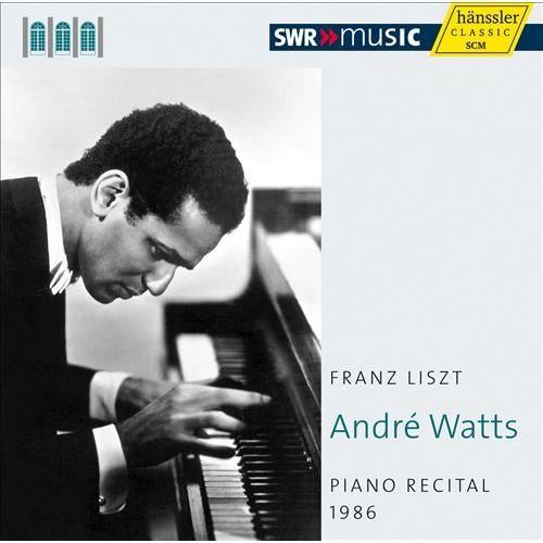 Andr Watts: Piano Recital, 1986 [CD]