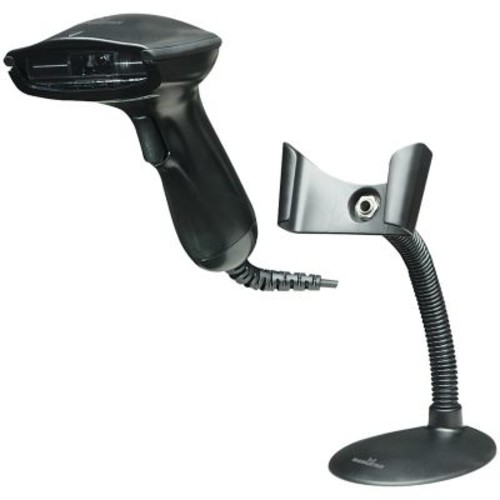 Manhattan Long Range Barcode Scanner and Stand