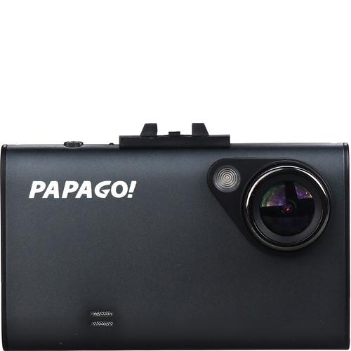 PAPAGO GoSafe 220 1080P Full HD Dash Cam Motion Detection Parking Guard Free 8GB Card