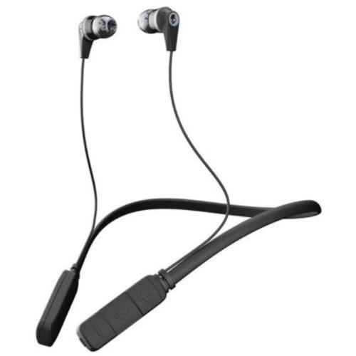 Skullcandy INK'D Wireless In-Ear Headphones Black and Gray