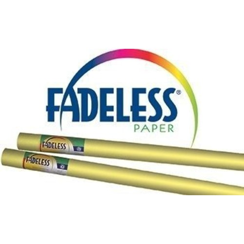 Fadeless Paper Roll: Sunshine Yellow - 48