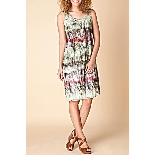 Mesh Layer Dress