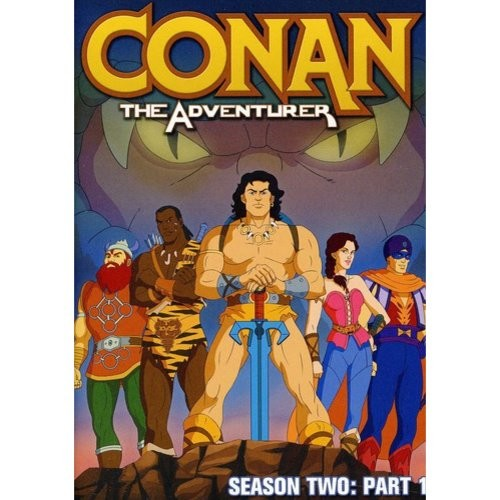 Conan The Adventurer: Season 2, Part One