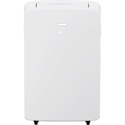 LG - 10,200 BTU Portable Air Conditioner - White