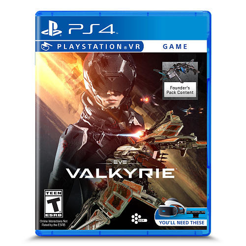 EVE: Valkyrie VR for Sony PS4