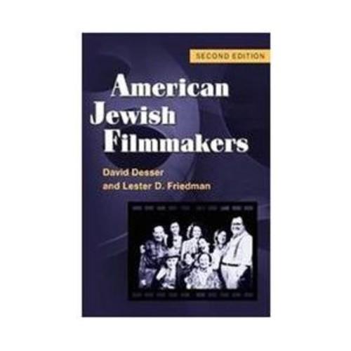 American Jewish Filmmakers (Paperback)