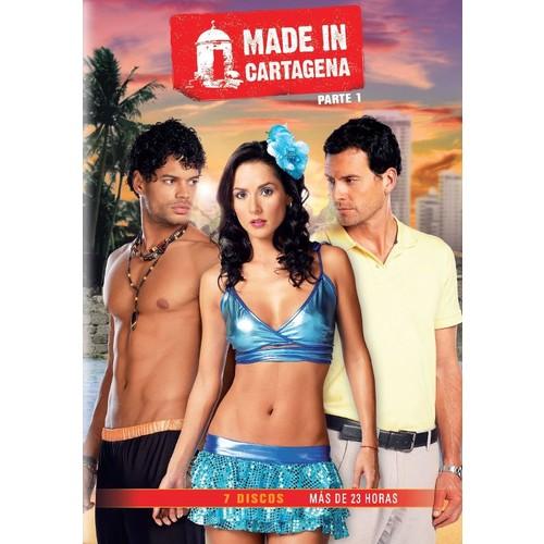 Made in Cartagena: Parte 1 [7 Discs] [DVD]