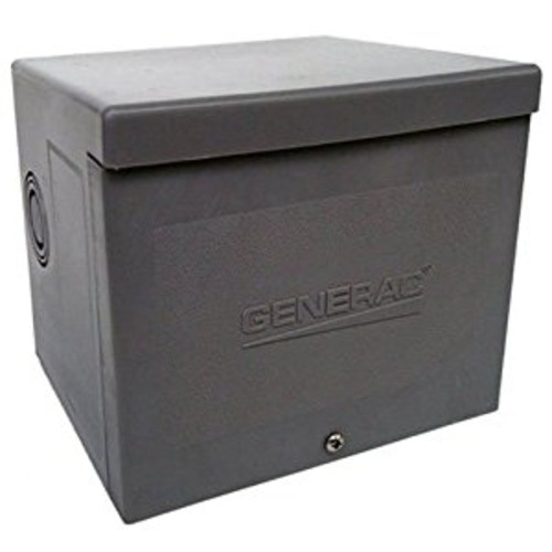 Generac 6337 30-Amp 125/250V Raintight Power Inlet Box [Pack of 1]