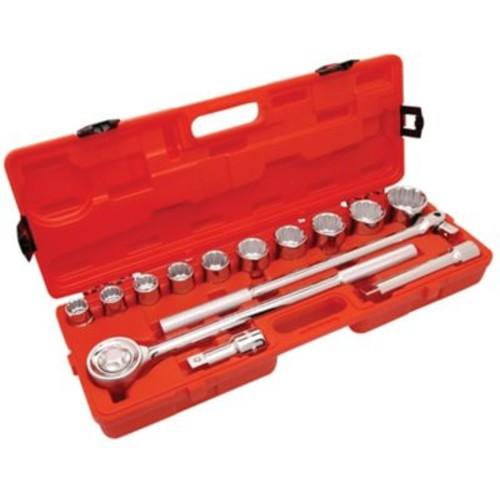 Cooper Hand Tools Crescent Mechanics Tool Set, 14 Pieces