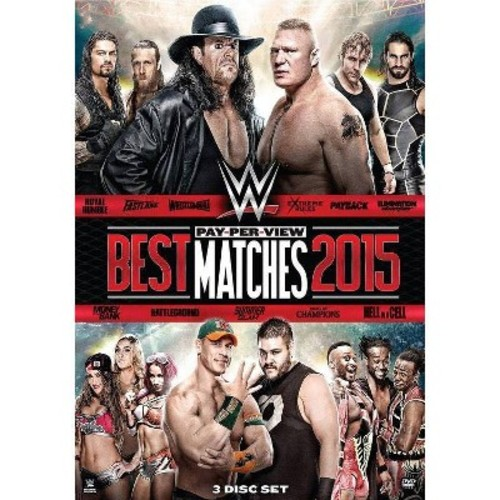 WWE: Pay-Per-View - Best Matches 2015