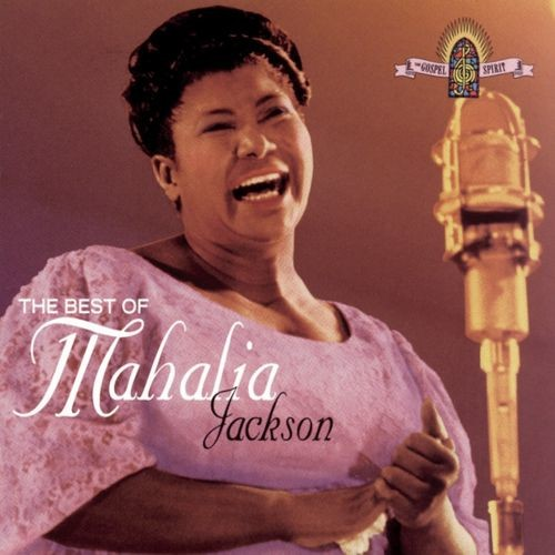The Best of Mahalia Jackson [1995] [CD]
