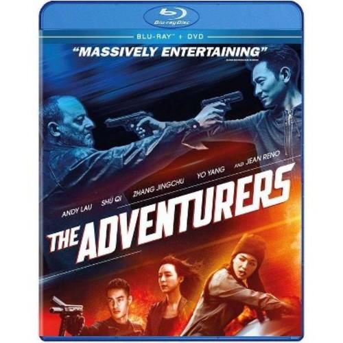Adventurers (Blu-ray)