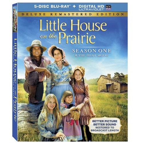 Little House on the Prairie: Season 1 & the Pilot Movie (Blu-ray)