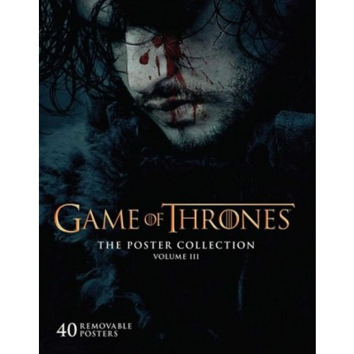 Game of Thrones The Poster Collection (Vol 3) (Paperback)