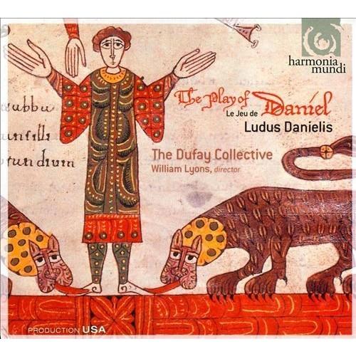 The Play of Daniel [CD]