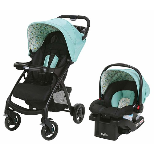 Graco Verb Click Connect Travel System - Groove