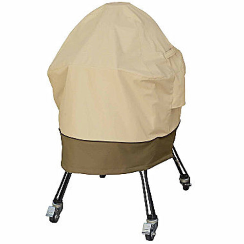 Classic Accessories Veranda Kamado Ceramic Grill Cover Medium
