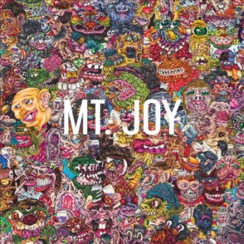 Mt. Joy - Mt Joy (CD)