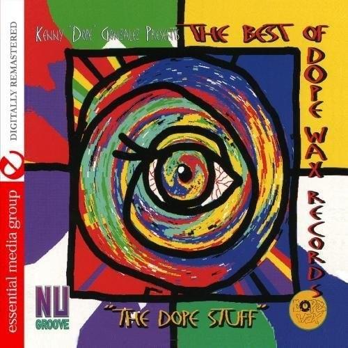 Dope Stuff: Dope Wax Records [CD]