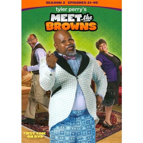 Tyler Perry's Meet the Browns: Season 2 [3 Discs] [DVD]