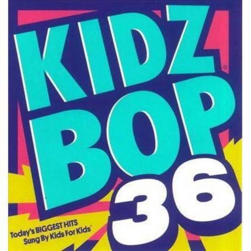 Kidz Bop Kids - Kidz Bop 36 [Audio CD]