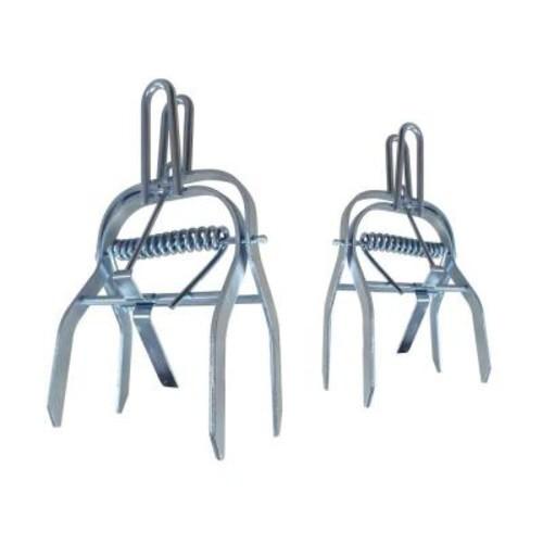 Aspectek Stainless Steel Mole Eliminator Trap (2-Pack)