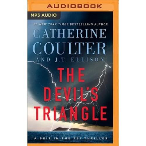 Devil's Triangle (MP3-CD) (Catherine Coulter & J. T. Ellison)