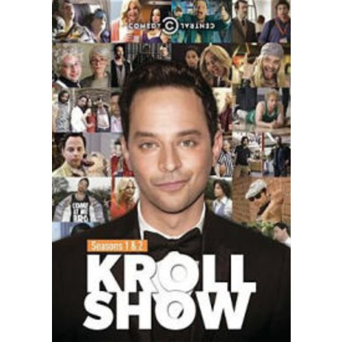 Kroll Show: Seasons One & Two (3 Discs) (dvd_video)