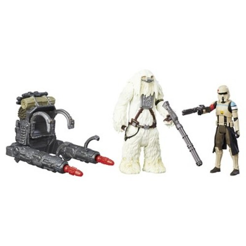 Star Wars: Rogue One 6 inch Action Figure Deluxe Pack - Scarif Stormtrooper and Moroff