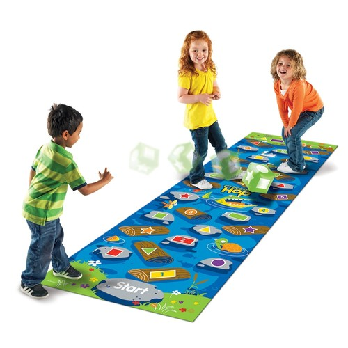 Crocodile Hop Floor Game by Learning Resources