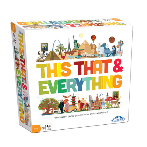 This That & Everything Game by Outset Media