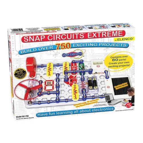 Elenco Electronic Snap Circuits Extreme