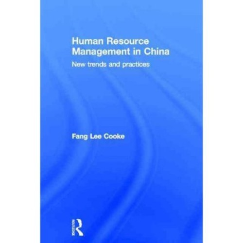 Human Resource Management in China