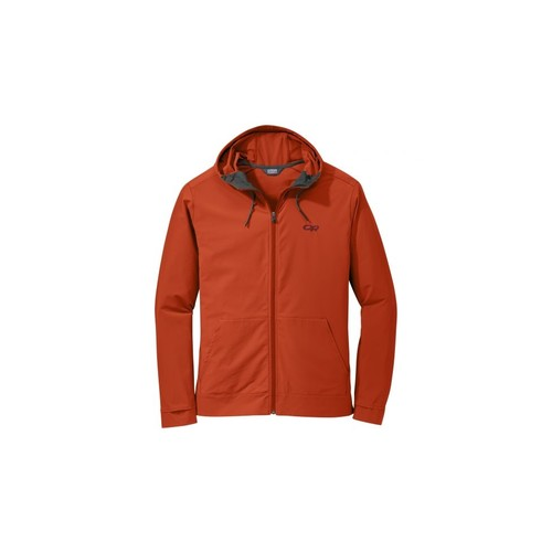 Outdoor Research Ferrosi Crosstown Hoody - Men's, Jacket Style: Shell w/ Free Shipping [Mens Clothing Size : Large]