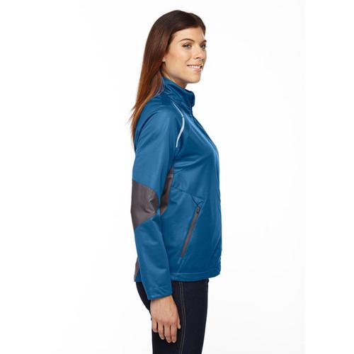 Dynamo Women's Three-layer Lightweight Bonded Performance Hybrid Olympic Blue 447 Jacket