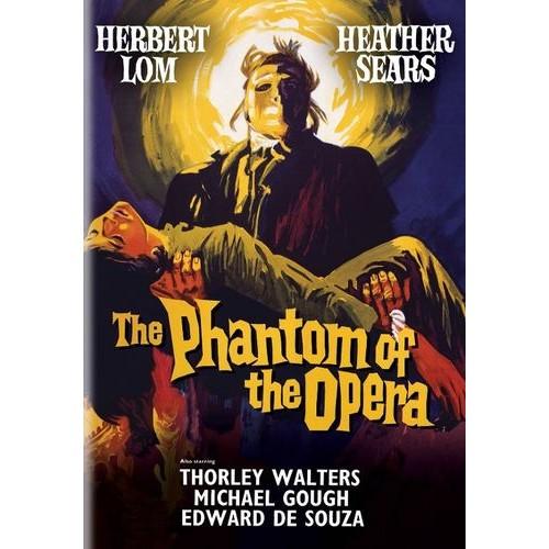 The Phantom of the Opera [DVD] [1962]