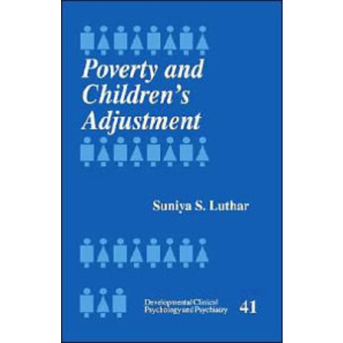 Poverty and Children's Adjustment / Edition 1