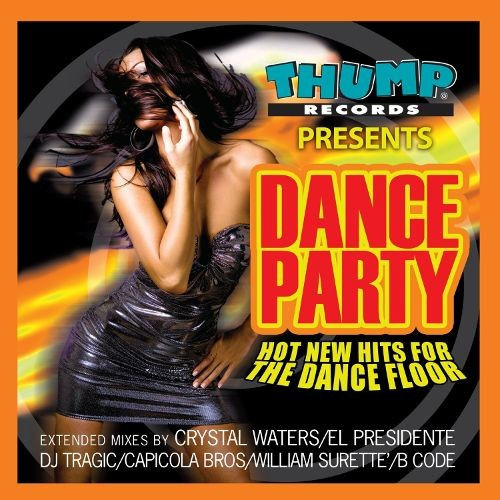 Thump Records Presents Dance Party: New Hot Hits for the Dance Floor [CD]