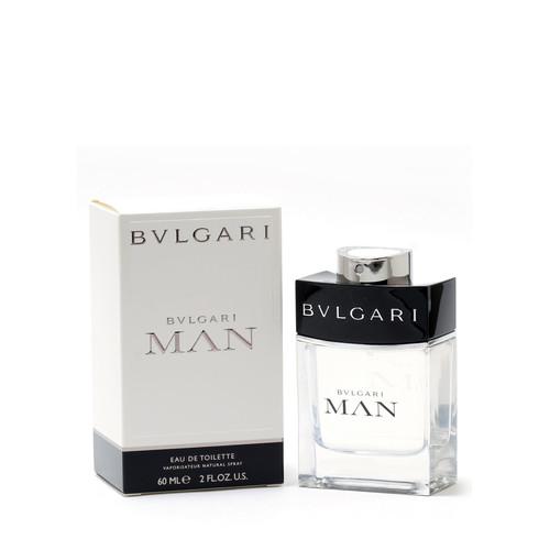 BVLGARI Man Eau de Toilette Spray, 60 ml