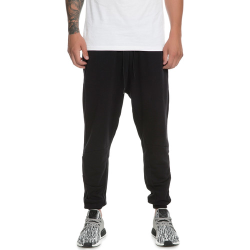 The Jet Set Sweatpants in Black