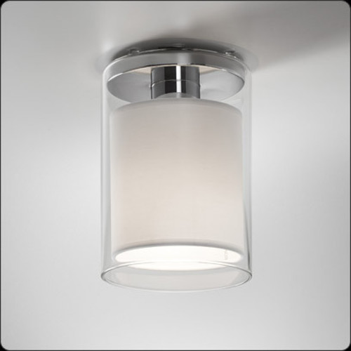 Oliver Ceiling Lamp [Lamp Shade : White Cotton]