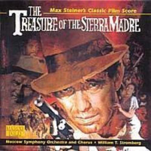 Max Steiner: The Treasure of the Sierra Madre [Film Score] [CD]