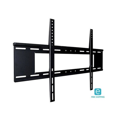 Monoprice Essentials Fixed Wall Mount Bracket for 37~63in TVs up to 200 lbs